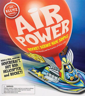 Picture of Klutz: Air Power