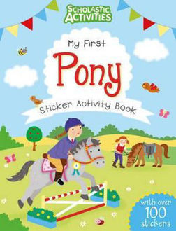 Picture of My First Pony Sticker Activity book