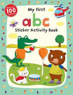 Picture of My First ABC Sticker Activity Book