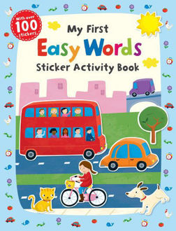 Picture of First Skills: My First Easy Words Sticker Activity Book
