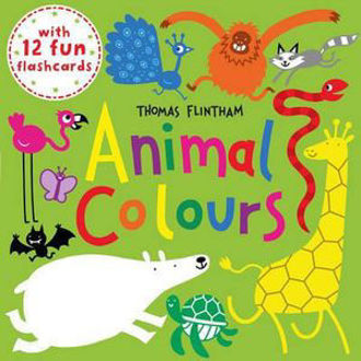Picture of Animal Colours (BB)