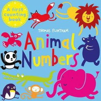 Picture of ANIMAL NUMBERS