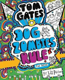 Picture of Tom Gates DogZombies Rule