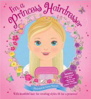 Picture of I'm a Princess Hairdresser