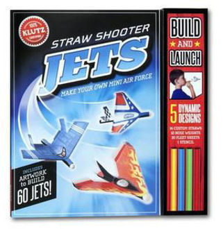Picture of Straw Shooter Jets Klutz