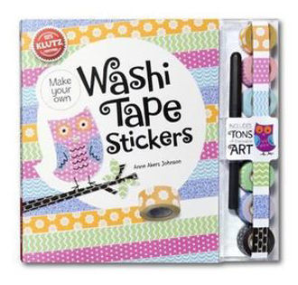 Picture of Washi Tape Stickers Klutz