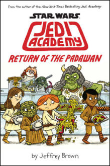 Picture of Star Wars: Jedi Academy #2: Return of the Padawan
