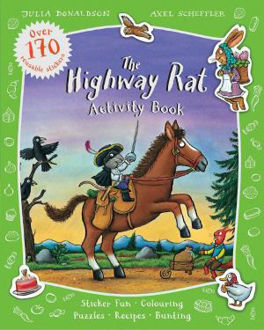Picture of The Highway Rat Activity Book