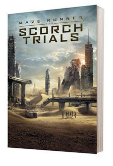 Picture of The Scorch Trials Maze Runner Series : Book 2