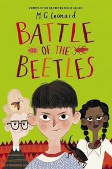 Picture of Battle of the Beetles : Beetle Trilogy