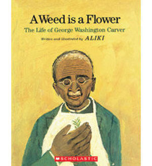 Picture of A Weed is a Flower  The Life of George Washington Carver