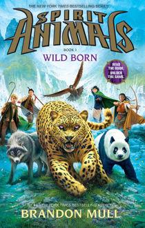 Picture of Spirit Animals #1: Wild Born
