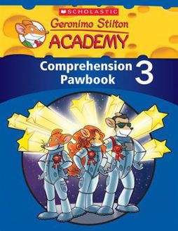 Picture of Geronimo Stilton Academy Comprehension Pawbook Level 3