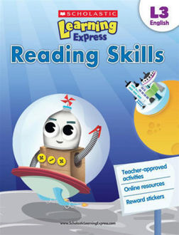 Picture of Reading Skills Scholastic Learning Express, L3