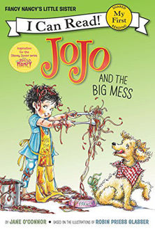 Picture of Fancy Nancy: JoJo and the Big Mess