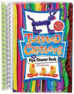 Picture of Twisted Critters : The Pipe Cleaner Book