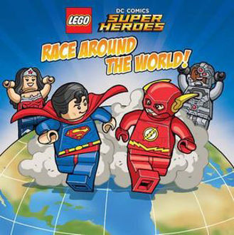 Picture of LEGO DC SUPER HEROES Race Around the World