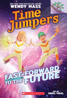Picture of Time Jumpers #3: Fast-Forward to the Future
