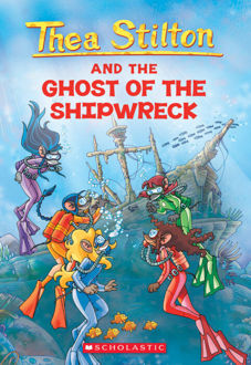 Picture of Thea Stilton #3: Thea Stilton and the Ghost of The Shipwreck