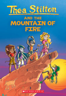 Picture of Thea Stilton #2: Thea Stilton and the Mountain of Fire