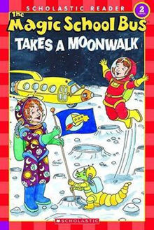 Picture of The Magic School Bus Takes a Moonwalk