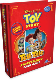 Picture of Tell Tale Disney Pixar Toy Story