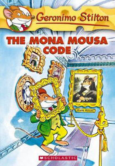 Picture of The Mona Mousa Code Geronimo Stilton : Book 15