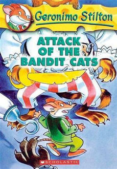 Picture of Attack of the Bandit Cats Geronimo Stilton : Book 8