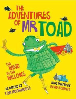 Picture of The Adventures of Mr. Toad