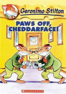 Picture of Paws off, Cheddarface! Geronimo Stilton : Book 6