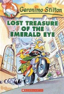 Picture of Lost Treasure of the Emerald Eye Geronimo Stilton Book 1