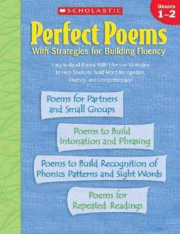Picture of Perfect Poems with Strategies for Building Fluency Grades 1-2