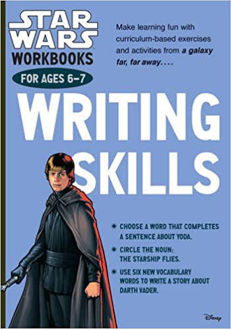 Picture of Star Wars Workbooks: Writing Skills - Ages 6-7