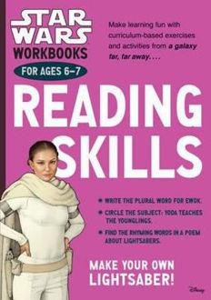 Picture of Star Wars Workbooks : Reading Skills