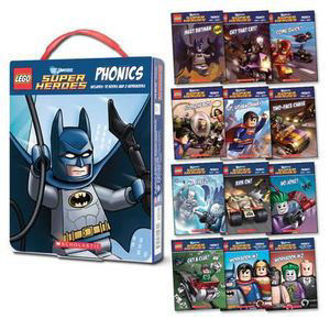 Picture of Lego Super Hero Phonics Set