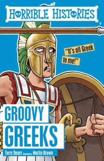 Picture of Horrible Histories Groovy Greeks