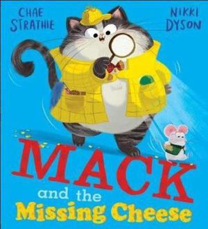 Picture of Mack and the Missing Cheese