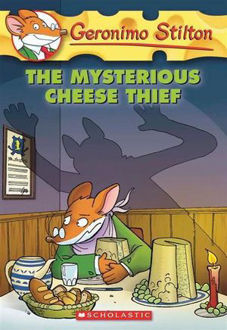 Picture of The Mysterious Cheese Thief Geronimo Stilton : Book 31