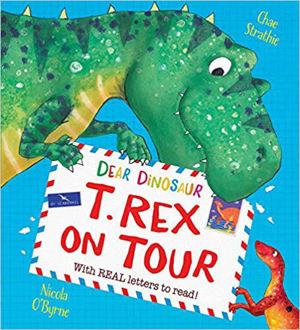 Picture of T. Rex on Tour : Dear Dinosaur