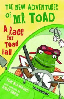 Picture of The New Adventures of Mr Toad A Race for Toad Hall