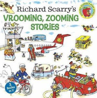 Picture of Richard Scarry's Vrooming, Zooming Stories Richard Scarry's Busy World