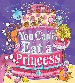 Picture of You Can't Eat a Princess!
