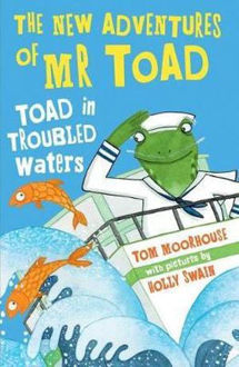 Picture of The New Adventures of Mr Toad Toad in Troubled Waters Toad in Troubled Waters