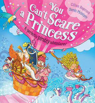 Picture of You Can't Scare a Princess!