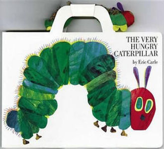 Picture of The Very Hungry Caterpillar (Big Book) Giant Board Book and Soft Toy Set