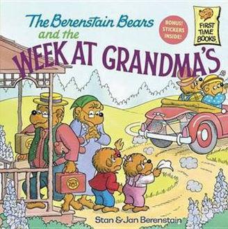 Picture of Berenstain Bears Week At Grandmas