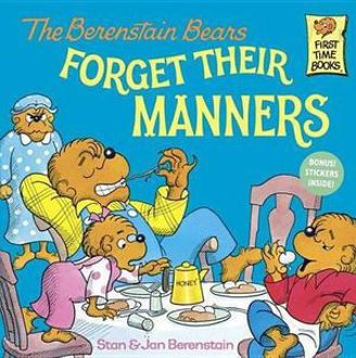 Picture of Berenstain Bears Forget Their Man