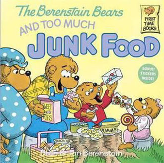 Picture of Berenstain Bears Too Much Junk  Food