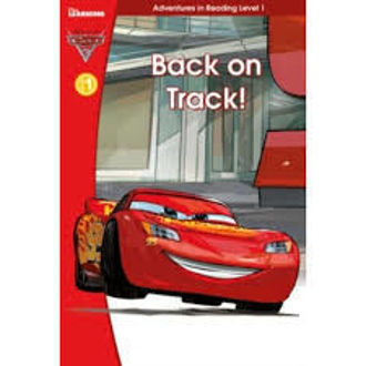 Picture of Cars 3 Back on Track (Adventures in Reading, Level 1)