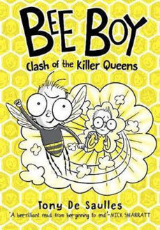 Picture of Bee Boy Clash of the Killer Queens Clash of the Killer Queens